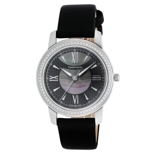 【新作】ティファニー TIFFANY マーク Z0046.17.10B90A40A [海外輸入品] メンズ&レディース 腕時計 時計 [送料無料][P_10]宫本さちこ