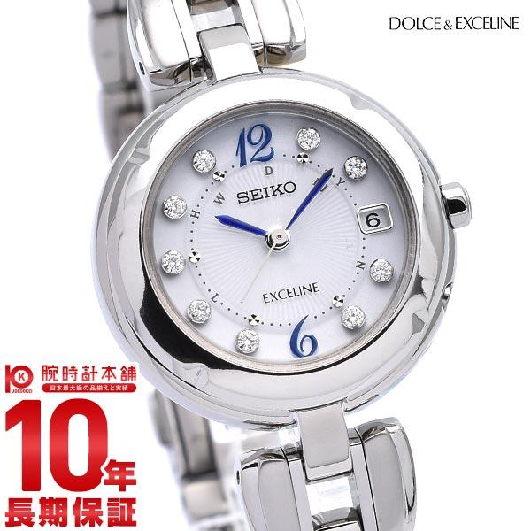 セイコー ドルチェ&エクセリーヌ DOLCE&EXCELINE SWCW121 [正規品] レディース 腕時計 時計