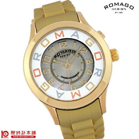 【2000円割引クーポン】ロマゴデザイン ROMAGODESIGN RM015-0162PL-GDGD [正規品] メンズ&レディース 腕時計 時計 【dl】brand deal15 【あす楽】