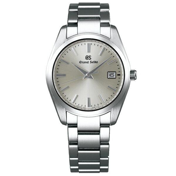 【2500円割引クーポン利用可】セイコー グランドセイコー GRANDSEIKO 9Fクオーツ 100m防水 シルバー SBGX263 [正規品] メンズ 腕時計 時計 [2017年新作][10年保証付]