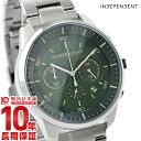 インディペンデント INDEPENDENT エコドライブ ソーラー ステンレス KF5-217-41 正規品 メンズ 腕時計 時計