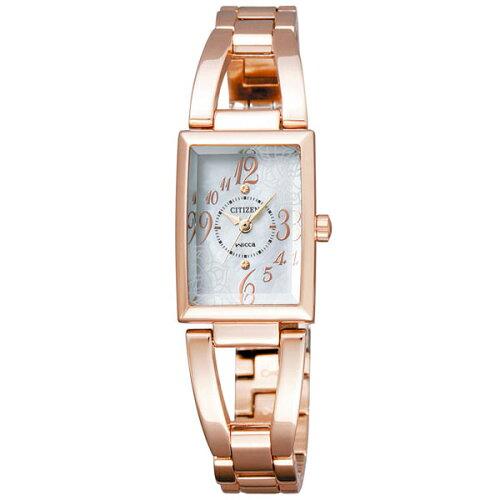 【シチズン】【CITIZEN】ウィッカ腕時計NA15-1563Bレディース#19777