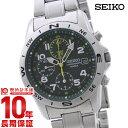 セイコー 逆輸入モデル SEIKO クロノグラフ SND377P メンズ腕時計 時計【あす楽】