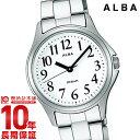 [10年保証付][腕時計ケア用品 マルチクロス付][ギフト用ラッピング袋付][メッセージカード付]セイコー アルバ ALBA 100m防水 AADS025 [正規品] レディース 腕時計 時計