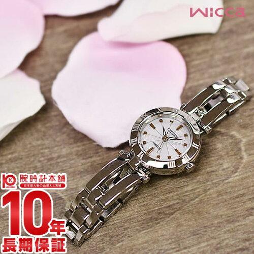 シチズンCTIZENウィッカエコ・ドライブNA15-1572C腕時計レディース#33770