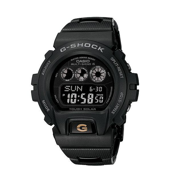 カシオ Gショック G-SHOCK STANDARD タフソーラー 電波時計 MULTIBAND6 GW-6900BC-1JF [国内正規品] メンズ 腕時計 時計 [10年長期保証付][送料無料][ギフト用ラッピング袋付]【オート】