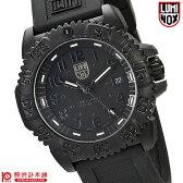 ルミノックス LUMINOX ネイビーシールズ カラーマーク シリーズ ブラックアウト ミリタリー 3051.BO メンズ腕時計 時計【あす楽】
