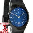 スカーゲン SKAGEN チタニウム デイト T233XLTMN メンズ腕時計 時計【あす楽】