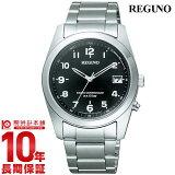 【あす楽】シチズン 腕時計 時計 REGNO レグノ RS25-0481H CITIZEN ソーラーテック電波時計 アナログ クオーツ ソーラー 電波時計 メンズ 電波ソーラー 1