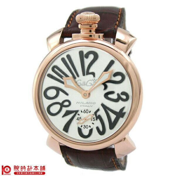 ガガミラノ GaGa MILANO マニュアーレ 48mm 5011.06S スイス製 メンズ 腕時計 -