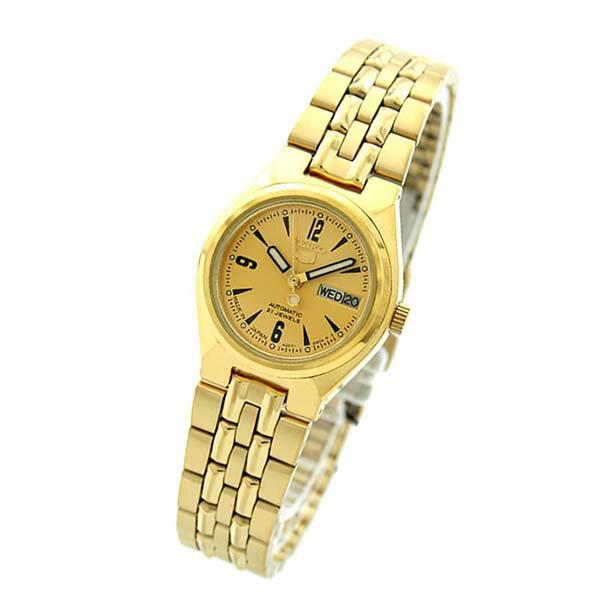 セイコー5 逆輸入モデル SEIKO5 機械式(自動巻き) SYMA24J1 [海外輸入品] レディース 腕時計 時計 [3年長期保証付][送料無料][ギフト用ラッピング袋付][P_10]