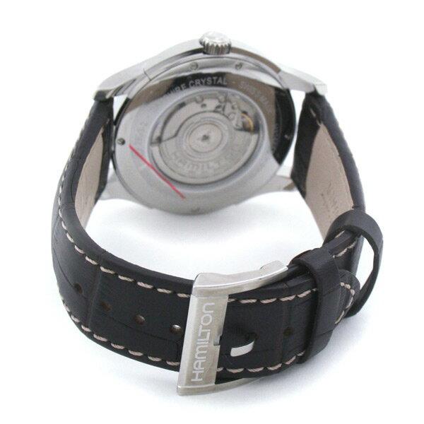 【ショッピングローン12回金利0%】ハミルトン ジャズマスター HAMILTON トラベラーGMT H32585551 [海外輸入品] メンズ 腕時計 時計 [3年長期保証付][送料無料][ギフト用ラッピング袋付][P_10]