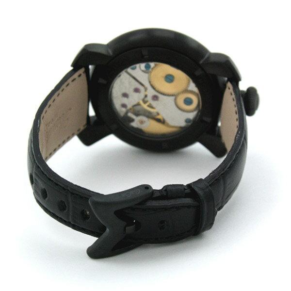【ショッピングローン12回金利0%】ガガミラノ GaGaMILANO PVD/Carbonio 5012.03S [海外輸入品] メンズ 腕時計 時計 [送料無料][ギフト用ラッピング袋付][P_10]