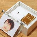 ショッピング名入れ 誕生石のベビーリング プラチナ(Pt900) セレブレーションケース付 出産祝い 名入れ 誕生石 プレゼント 送料無料 ラッピング無料