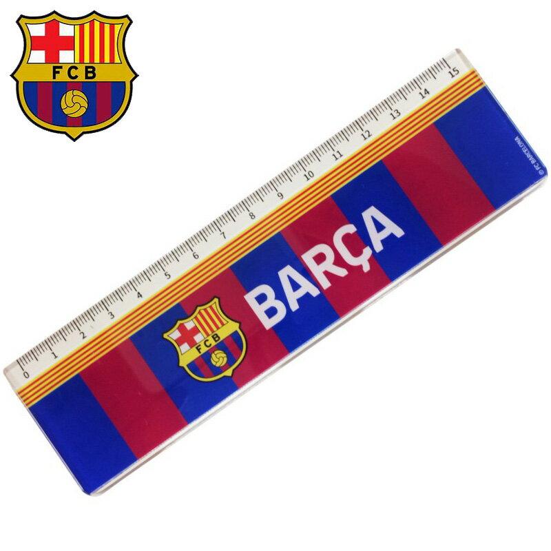 FCバルセロナ定規BCN34170(サッカーフットサルクラブチームグッズ海外クラブチームバルセロナグ