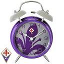 ACFフィオレンティーナ アラームクロック( サッカー グッズ 時計 ウォッチ クロック 置時計 アラームクロック フィオレンティーナ )
