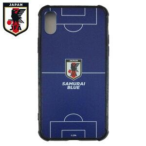 JFA サッカー日本代表 iPhoneX ハイブリッドケース C(