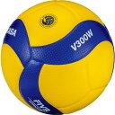 ミカサ バレーボール国際公認球 検定球5号 V300W( バレーボール バレー ボール バレーボール5号球 )