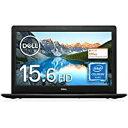 即納【MS Office Home&Business 2019搭載】Dell ノートパソコン Inspiron 15 3583 ブラック Win10/15.6HD/Celeron 4205U/4GB/1TB HDD/Webカメラ/無線LAN NI31