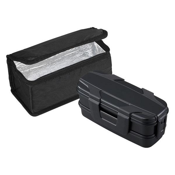 ロックフォーランチ2段保冷バッグ付 BLW−26HI OSK