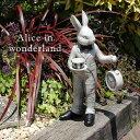 不思議の国のアリス 時計ウサギ ラビット オーナメント(13...