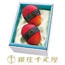 銀座千疋屋特選 国産完熟マンゴ(2Lサイズ)2個入 : 千疋屋 フルーツ ギフト 内祝い 父の日 お中元