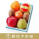 [予約][12月上旬よりお届け][お歳暮]銀座千疋屋特選 果物詰合せ(冬)No29