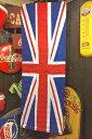 アメリカン雑貨 ユニオンジャック グッズ ナイロンフラッグ UK ポスター 看板 タペストリー 旗-AT0106
