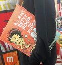 【最大70%OFF新春TIME SALE開催中】 ベティ・ブープ アメリカン雑貨 Betty Boop ベティちゃん グッズ CRAFT CLUTCH BAG 02 PINK 書類ケース ノートパソコンケース タブレットケース ファイル ベティーちゃん-SE0426