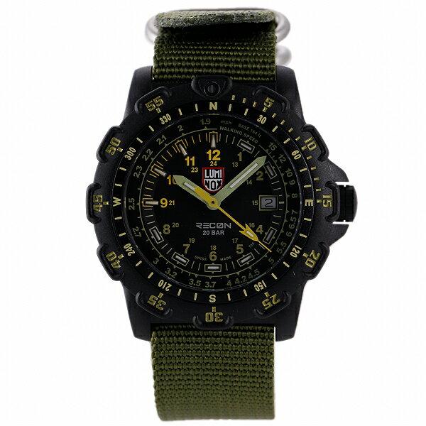 ルミノックス 時計 メンズ LUMINOX 8826.MI FIELD SPORTS RECON POINTMAN フィールドスポーツ 腕時計 ウォッチ ミリタリーカーキー/ブラック ルミノックス 時計 メンズ LUMINOX