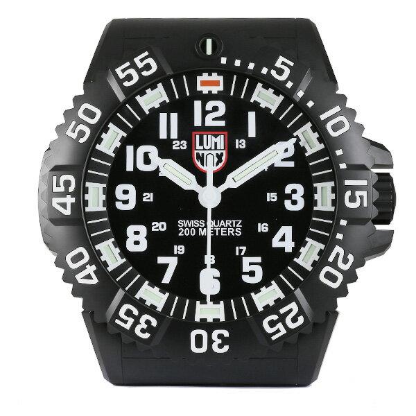 ルミノックス 壁掛け時計 LUMINOX WALL CLOCK 40CM BLK ウォールクロック ブラック ルミノックス 時計 メンズ/レディース LUMINOX ウォッチ