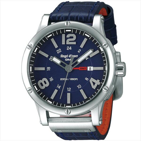 エンジェルクローバー 時計 メンズ ANGEL CLOVER EVG46SNV-NV エクスベンチャー 腕時計 ウォッチ ネイビー/ネイビー ANGEL CLOVER エンジェルクローバー