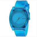 ニクソン 時計 メンズ/レディース NIXON A1191781 THE TIME TELLERP タイムテラー 腕時計 ウォッチ ブルー