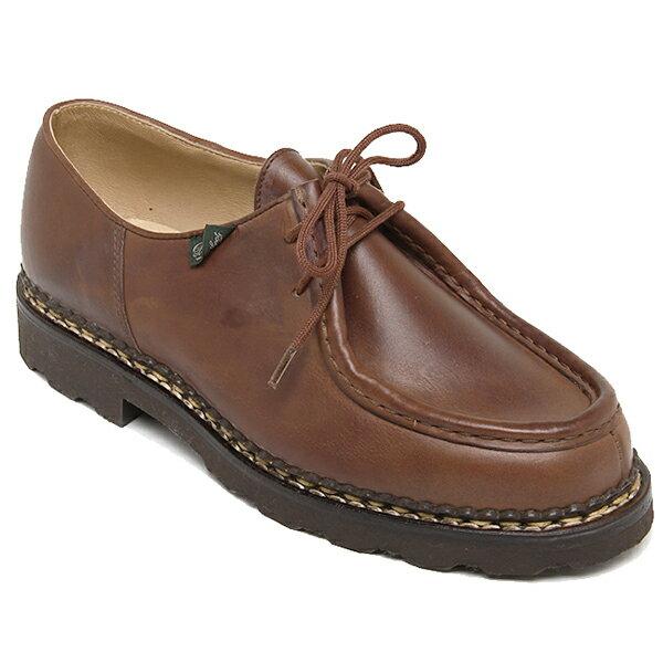 パラブーツ ブーツ PARABOOT 715603 MICHAEL ミカエル チロリアンシューズ MARRON ブラウン