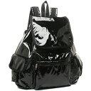 レスポートサック バッグ LESPORTSAC 7839 9908 Voyager Backpack ボヤージャー リュックサック バックパック BLACK PATENT