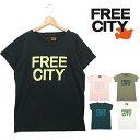 フリーシティ 半袖Tシャツ レディース/メンズ FREECI...