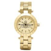 ヴィヴィアンウエストウッド 時計 レディース VIVIENNE WESTWOOD VV092GD 腕時計 ウォッチ ゴールド