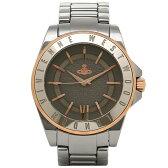 ヴィヴィアンウエストウッド 時計 メンズ/レディース VIVIENNE WESTWOOD VV048GYSL 腕時計 ウォッチ シルバー/ゴールド
