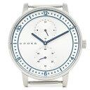 クロス 腕時計フェイス メンズ/レディース CROSS CR8037-01 シルバー ブルー シルバー