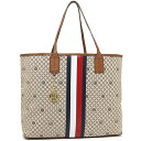 TOMMY HILFIGER トートバッグ アウトレット レ...