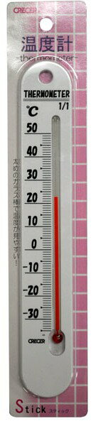 温度計 スティック AP-210W