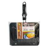 焼きやき亭 センサーを汚さない合わせ魚焼 ガス火専用 H-8586