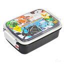 食洗機対応角型タイトランチボックス ポケットモンスターベストウィッシュ PB3A