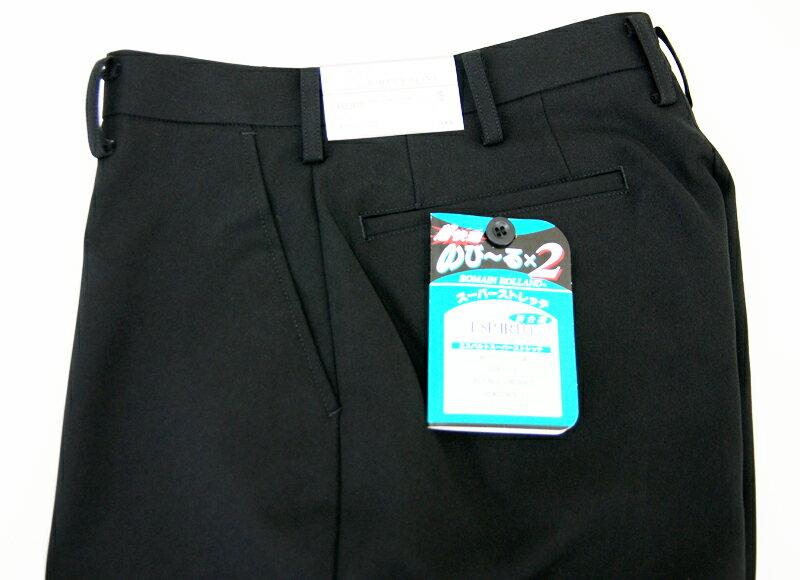 【標準型ズボン】ノータック学生ズボン(ポリエス...の紹介画像3