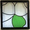 【スーパーセールでポイント最大44倍】【送料無料】ステンド グラス ステンドグラス ステンドガラス デザインパネル200角