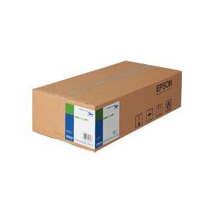 エプソン EPSON 普通紙(厚手) 24インチロール 610mm×50m EPPP9024 1箱(2本) 大判プリンター専用紙 インクジェットプリンター用紙 普通紙