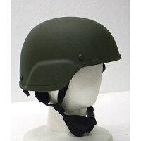 MICH2000 グラスファイバーヘルメット レプリカ ブラックの画像
