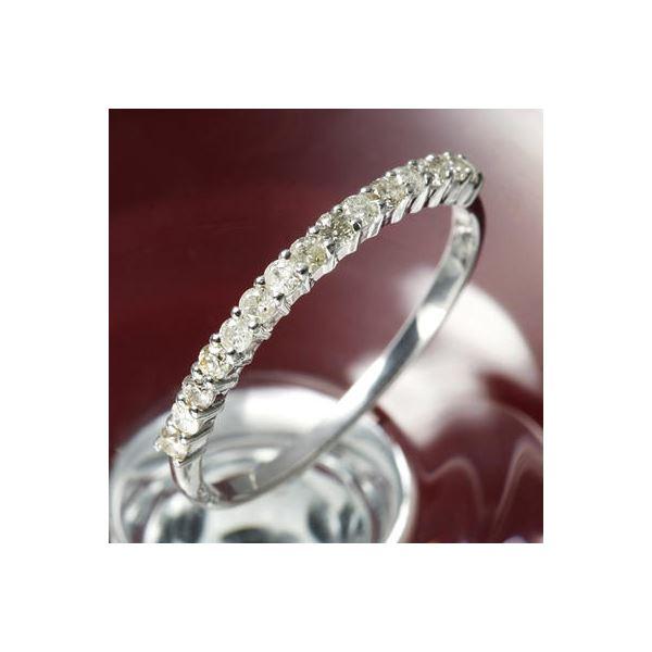 【ポイント最大35倍】K10ダイヤリング 指輪 エタニティリング 9号 ダイヤモンドリング