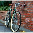 あらゆるシーンに対応。クラシカルな雰囲気の自転車/バイシクル