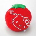 HeLLo Kitty ハローキティ ストロベリークッション【Sサイズ/レッド】 ベルボア生地使用